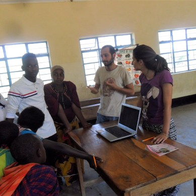 Womens Empowerment Computer Education Volunteering in Tanzania (1)