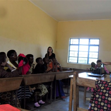 Womens Empowerment Computer Education Volunteering in Tanzania (3)