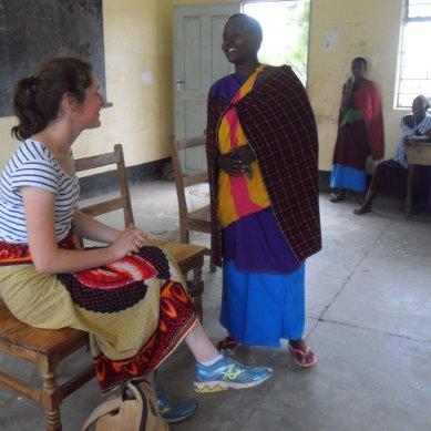 Women's Empowerment Volunteering Tanzania