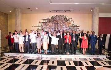 El Canciller Luis Videgaray participó en la Reunión del Consejo de Ministros de la Asociación de Estados del Caribe, en La Habana.