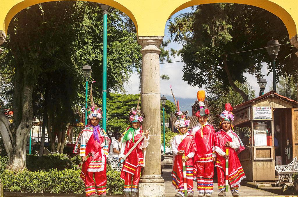 Xico-Fiestas-Maria-Magdalena-Tocotines,  Veracruz