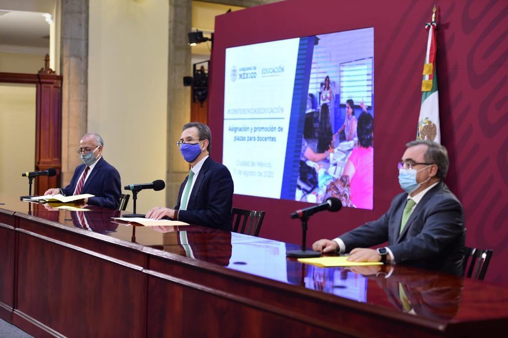 Se registraron más de 161 mil aspirantes a ingresar al sistema educativo nacional para el Ciclo Escolar 2020-2021: SEP