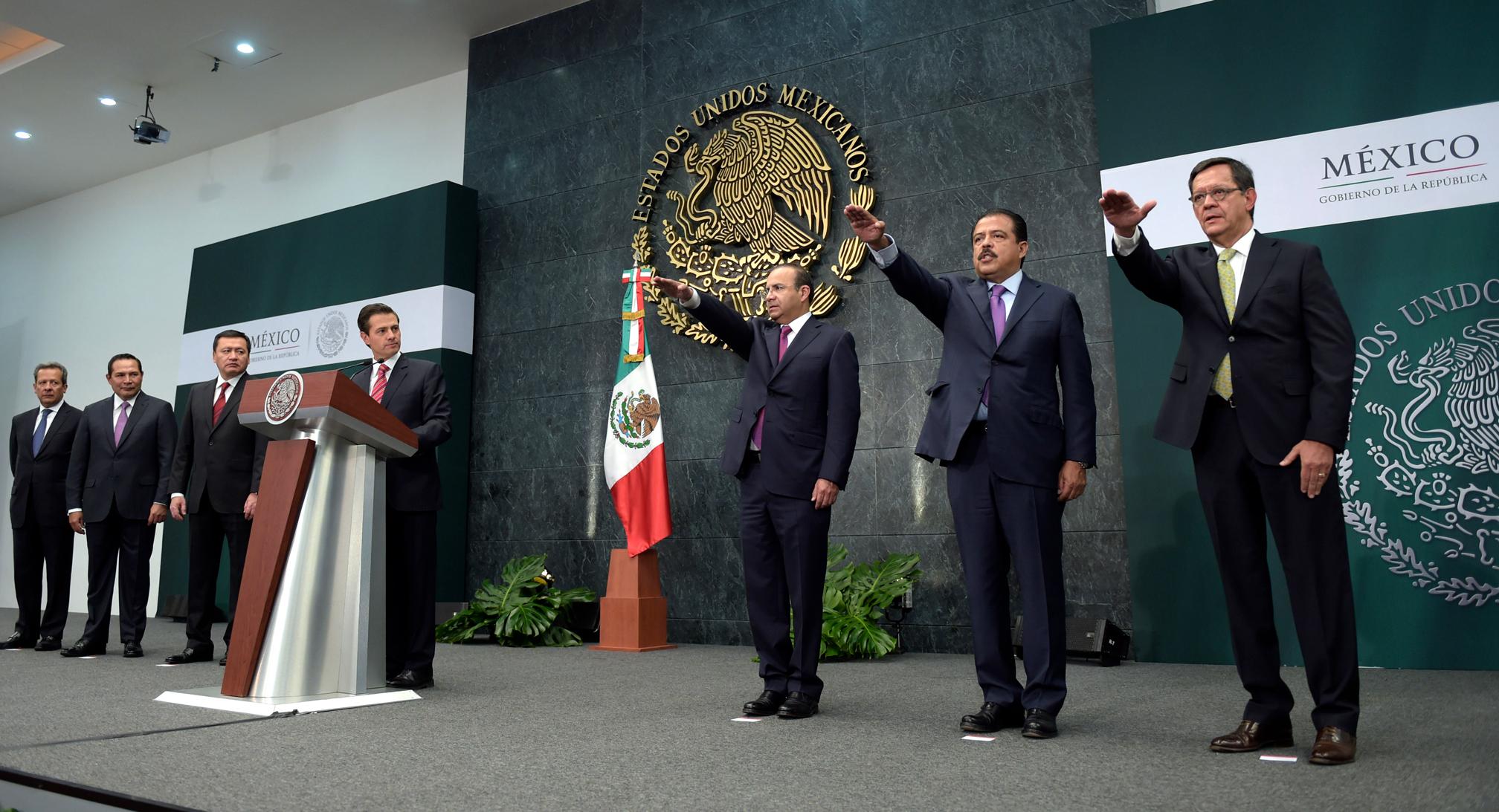México mantendrá postura firme en renegociación del Tlcan, Peña Nieto