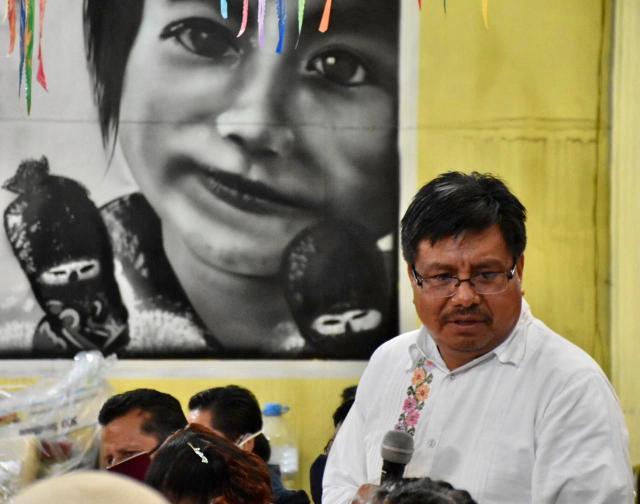 El diálogo es el mejor instrumento para resolver las legítimas demandas de las comunidades indígenas residentes en la CDMX