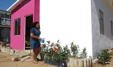 La vivienda es un instrumento para desarrollo de las ciudades, al promover proyectos de vivienda social digna y sustentable, construida en suelo apto intraurbano libre de riesgos naturales.