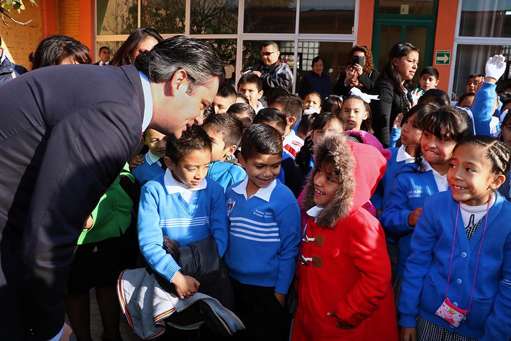 Deberán reponer clases escuelas que suspendan labores por visita del Papa: Nuño Mayer