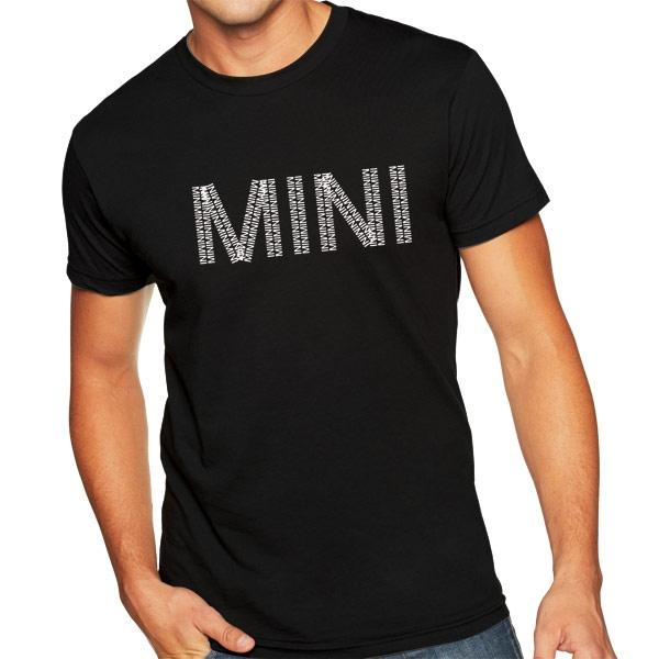Mens MINI Cooper Short Sleeve Premium T Shirt MINI