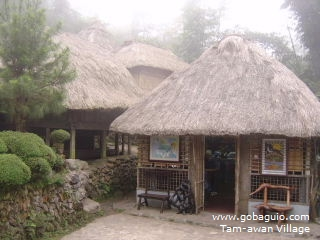 Tam-awan Village, Baguio City Philippines