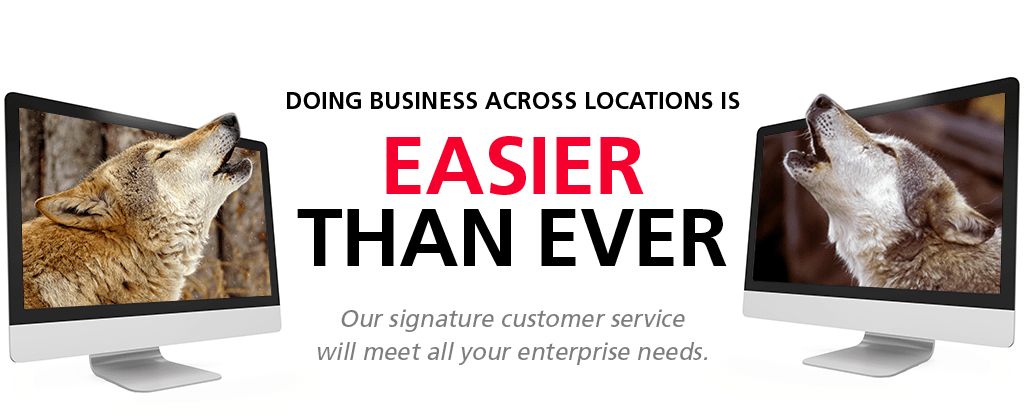Doing business across locations is Easier than Ever