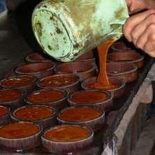 gula merah Belitung Indonésie