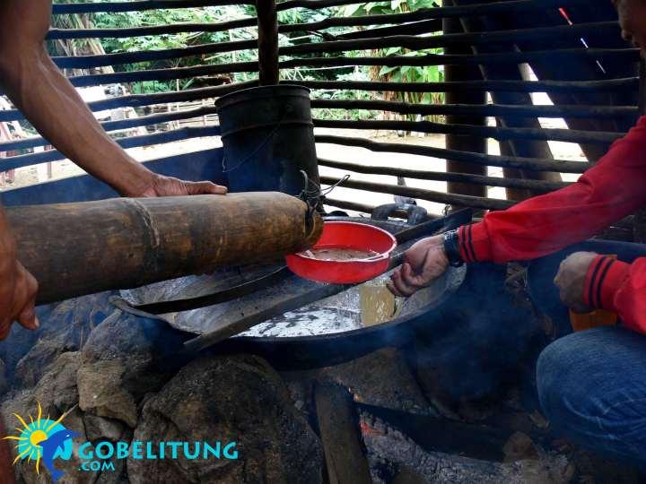 gula merah Belitung Go Belitung