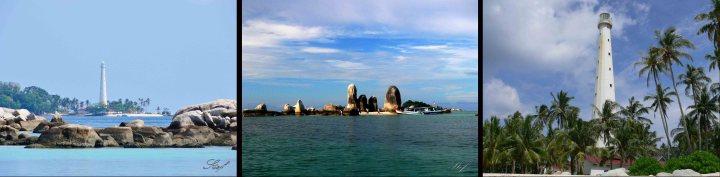 Iles de Belitung Indonésie Go Belitung