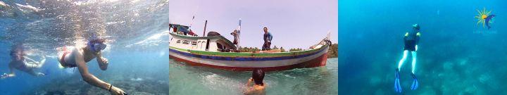 Snorkeling Belitung Indonesie Go Belitung