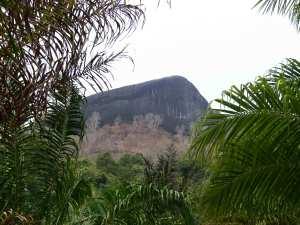 Batu Baginda Belitung