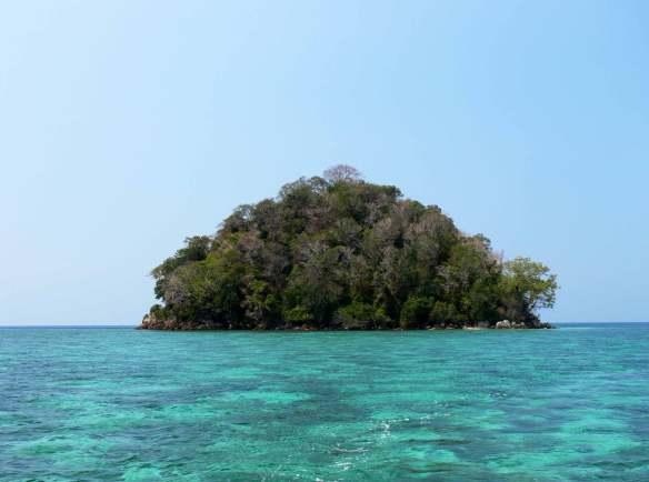 Ile Kembong Belitung Indonésie