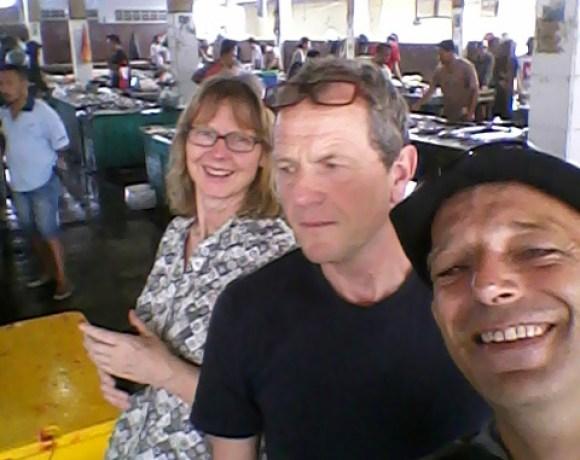 Pasar Ikan Belitung Indonesia Go Belitung