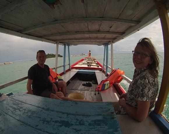 what the fun Téo Belitung Indonésie Go Belitung