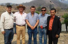 Gobarnador participa acto dia del arbol