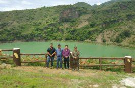 Vista a la Asociación de Laguna del Hoyo