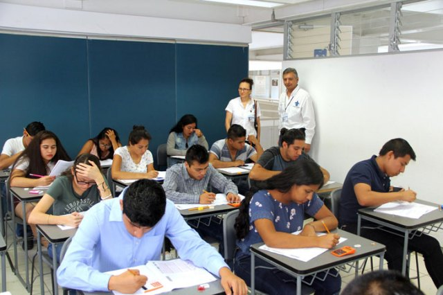 Autoridades universitarias constaron que el proceso se cumpliera de acuerdo a la normatividad universitaria