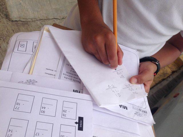 Se encuestaron a seis mil 31 niños en los 21 distritos electorales