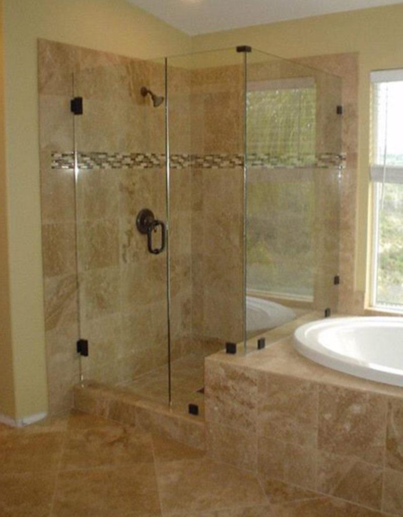 shower door glass best choice