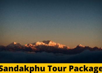 sandakphu package tour