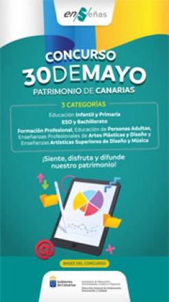Concurso 30 de mayo. Patrimonio de Canarias.