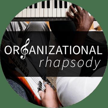 organizational rhapsody - design thinking program