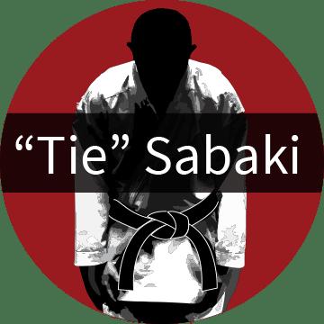 Tie Sabaki logo