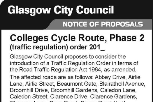 college cycle route phase2