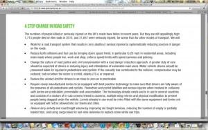 Green Party Manifesto 2015