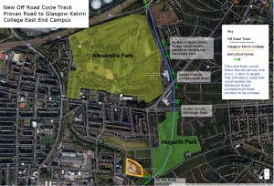 Provan Road to GKCEEC Overview