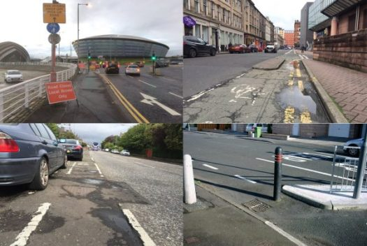 Examples of bad infrastructure