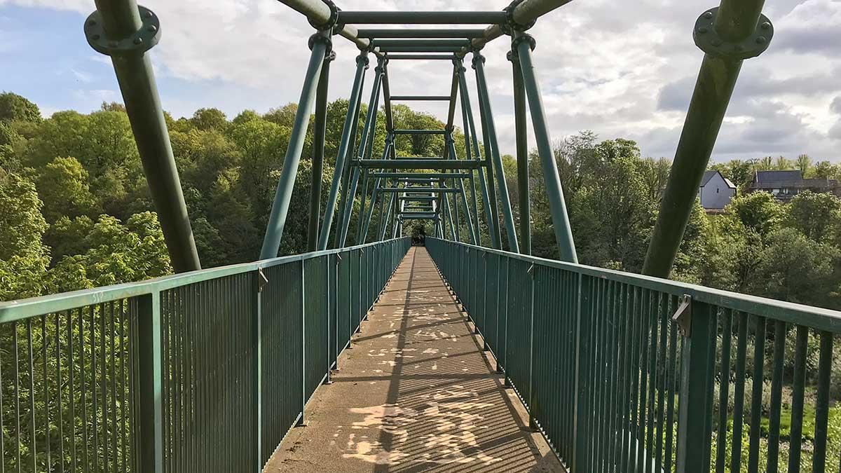 David Livingstone bridge Blantyre-Bothwell