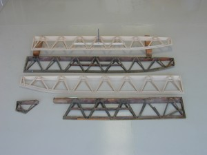 original ailerons and one new
