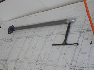 Modified pitot tube
