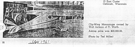 NC15E-Monocoupe-Club-Newsletter-Jan-1961