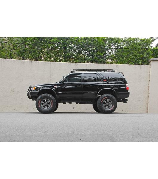 toyota 4runner 3rd gen stealth rack 30 led setup no sunroof