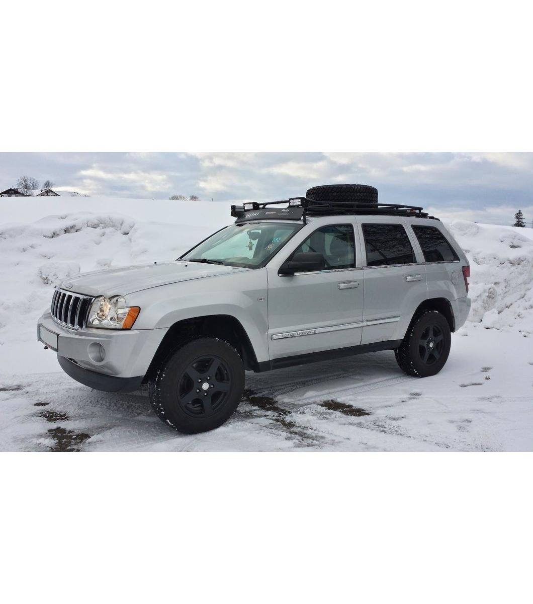 2002 Lights Grand Roof Cherokee Jeep