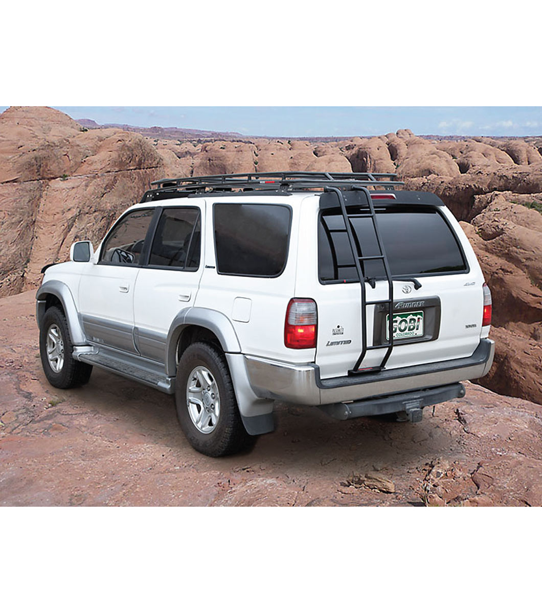 toyota 4runner 95 02 ladder with without spoiler driver side