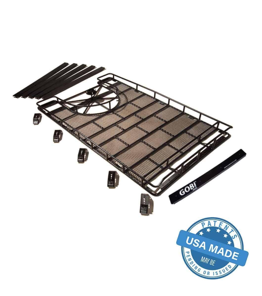 hummer h1 suv wagon ranger with tire rack multi light setup