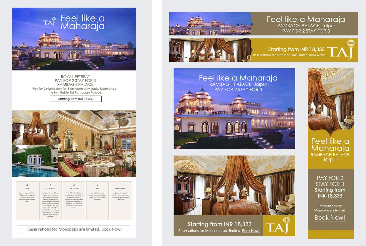 Taj Luxury Hotels, Resorts & Safari