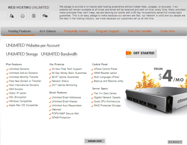 Web-hosting-unlimited