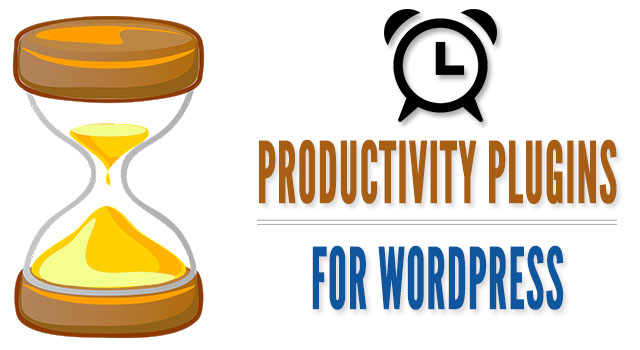 Wp plugins for productivity