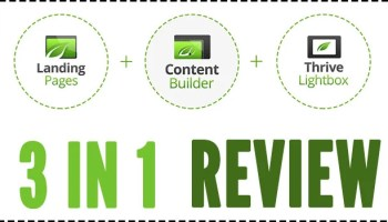 Thrive Content Builder Review 2017 – Honest Review