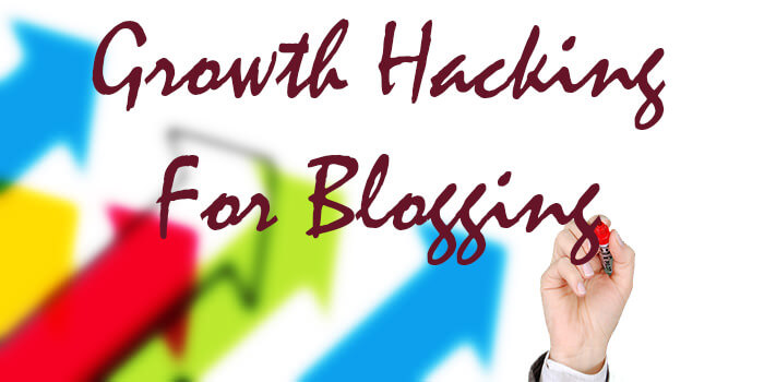 Growth hacking in blogging