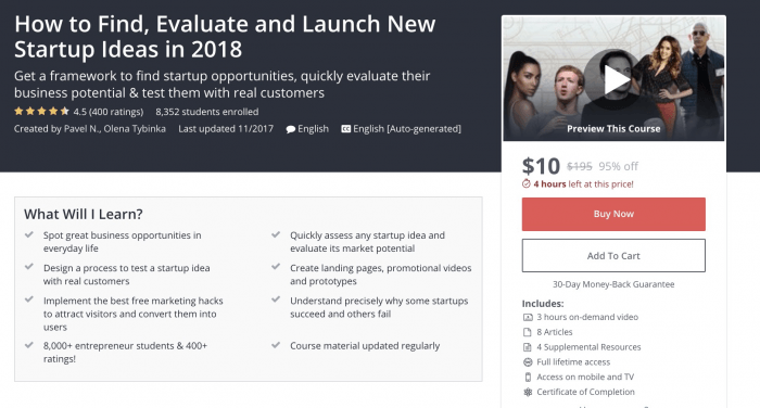 How to Find, Evaluate and Launch New Startup Ideas