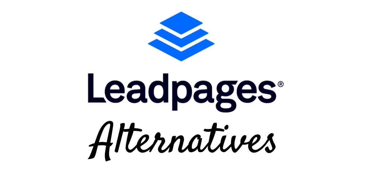 Top leadpages alternatives