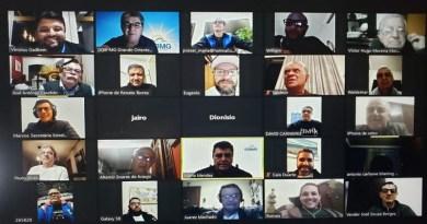 GOB-MG | Reunião virtual com nossos Irmãos região do Sul de Minas